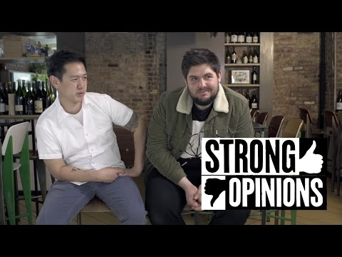 Strong Opinions: Wildair and Contra's Chefs Jeremiah Stone and ...