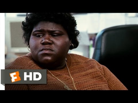 Precious (8/8) Movie CLIP - You Ain't Gonna See Me No More (2009) HD