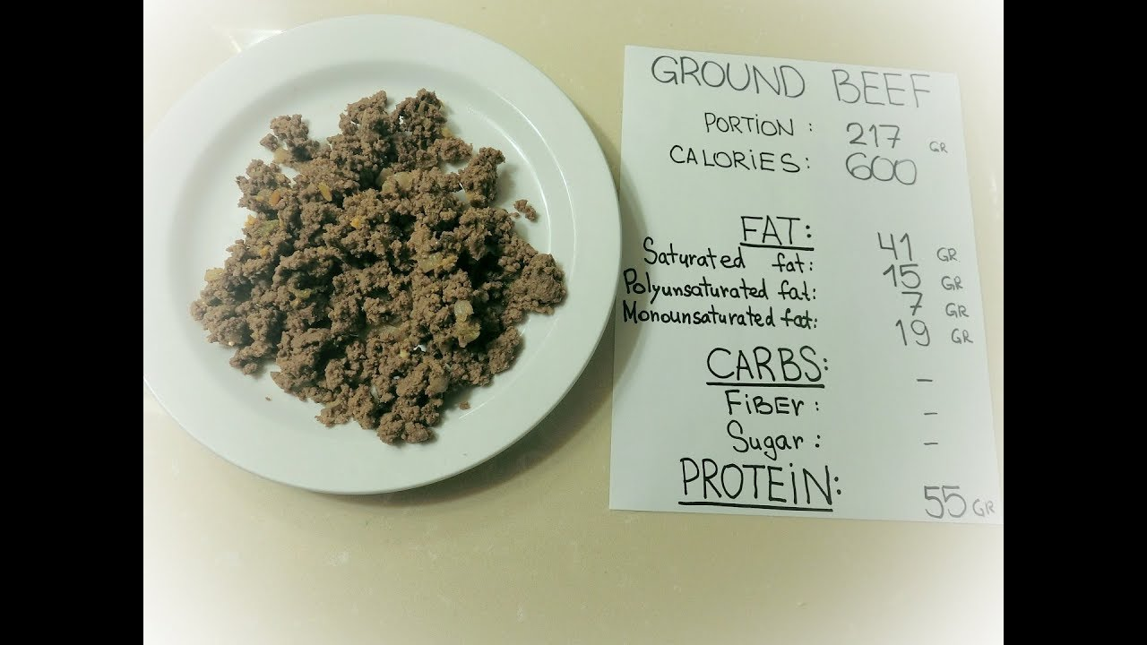 8 Ground Beef From Restaurant 600 Calorie Keto Blood Sugar Tests Youtube