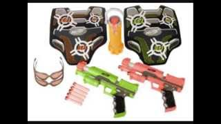 4 new Nerf guns