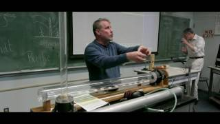 Moving Objects With Sound - physics demonstration - nps physics