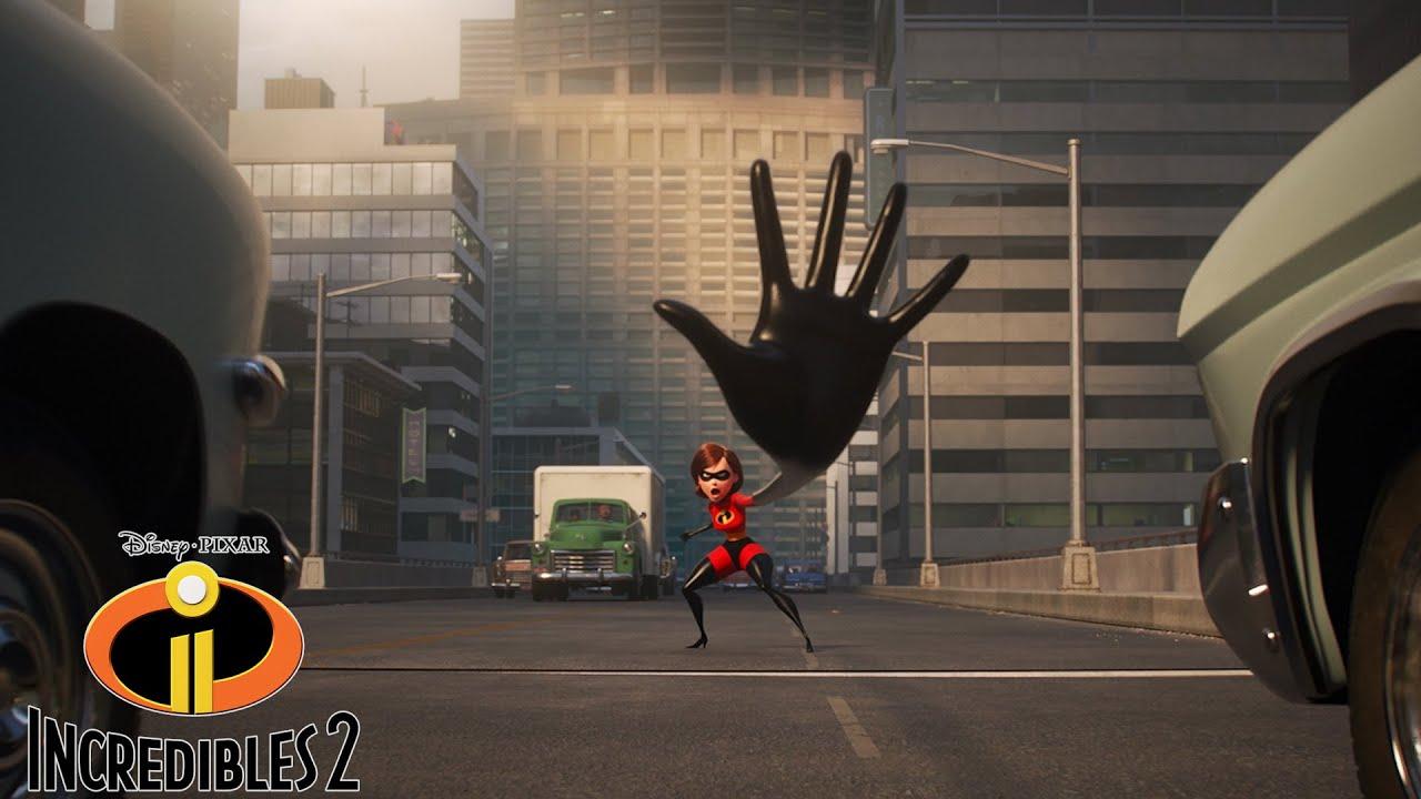 Download The Incredibles 2   Boormachine Actie   Disney NL