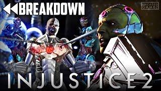 Injustice 2: Shattered Alliances Trailer Part 5 Full Breakdown!