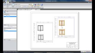 Cabinet Vision Tech Byte Video - To Drawing Vs To Live Drawing