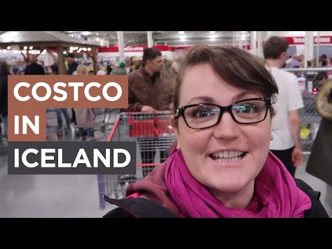 Costco in Iceland | Costco á Íslandi | Living in Iceland | Sonia Nicolson