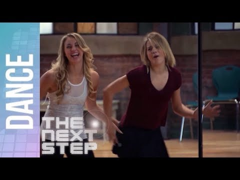 The Next Step Extended Dance: Michelle and Riley Addicted to You
