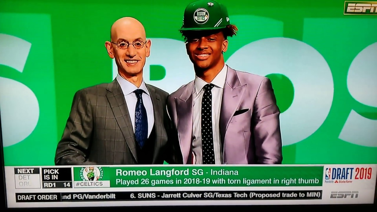 5 things to know about Celtics' top pick Romeo Langford