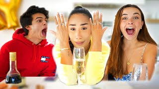 "TRUTH OR DRINK WITH MY EX AND HIS NEW ""GIRLFRIEND"" 