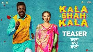 Kala Shah Kala new punjabi movie trailer:binnu dhillon: