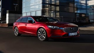 facelifted 2018 mazda6 wagon Car Price Review