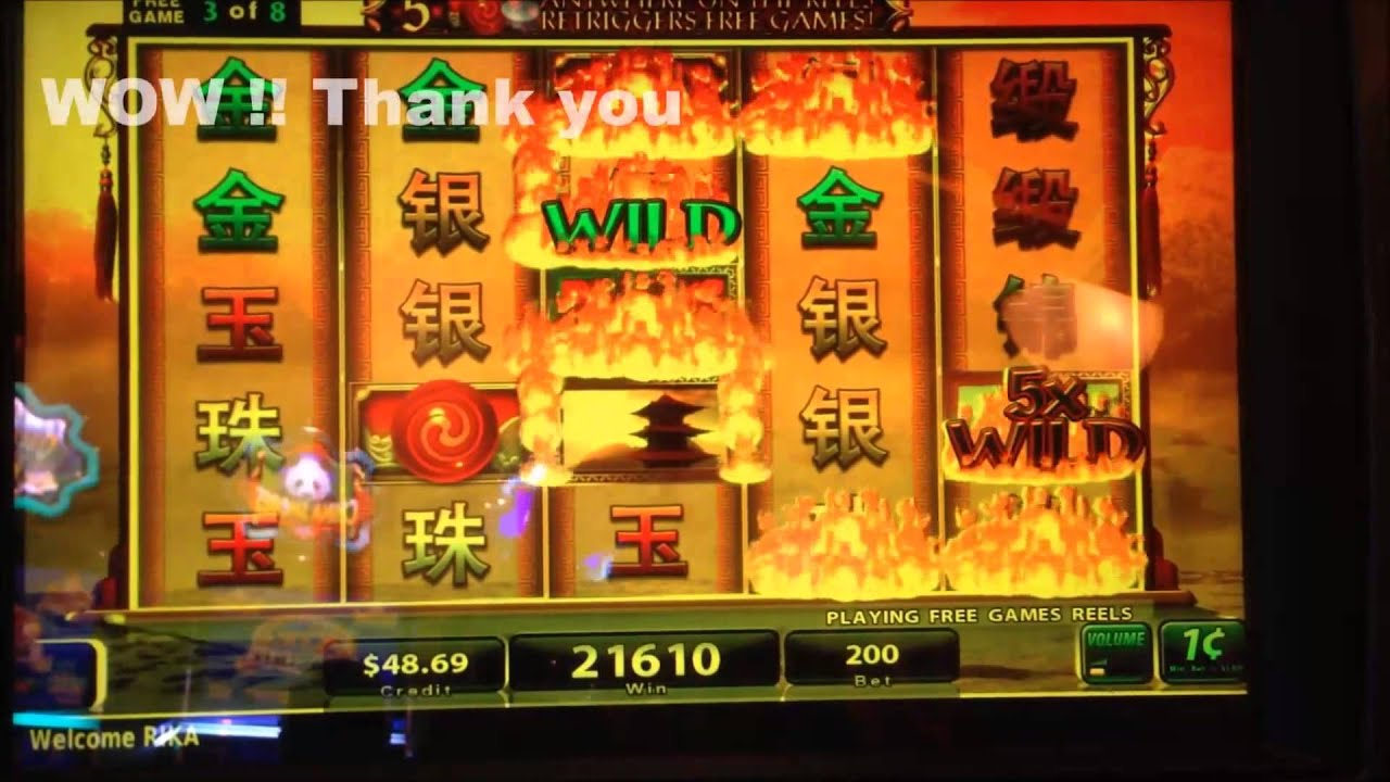 Fire Pearl Slot Machine