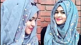 Top Requested - My Signature look hijab style ( হিজাব স্টাইল ) For Summer