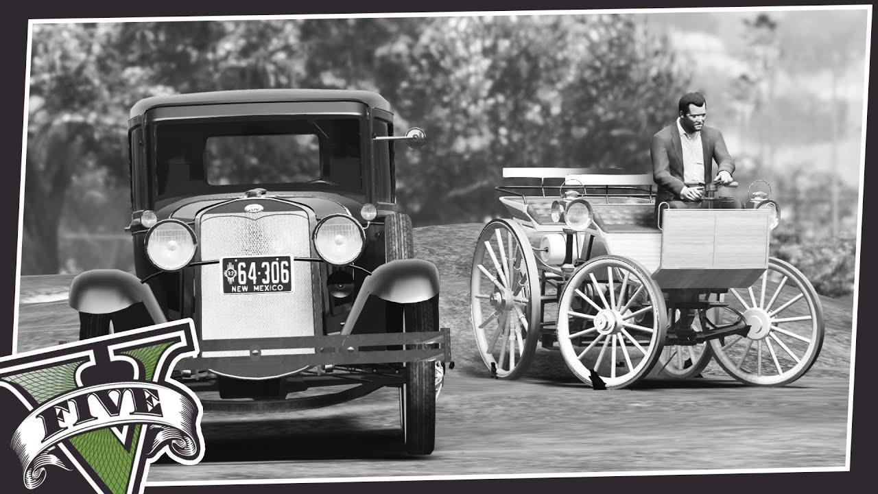 AMAZING VINTAGE CARS MODS! - YouTube