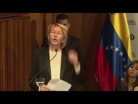 Venezuela Crisis: Attorney General Luisa Ortega reacts to Supreme Court boycott