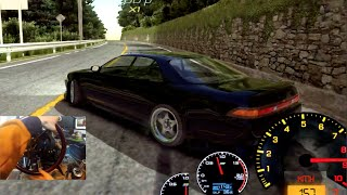 vuclip Drift Streets Japan GoPro MODS New Tracks Toyota Mark II 1JZ  Build
