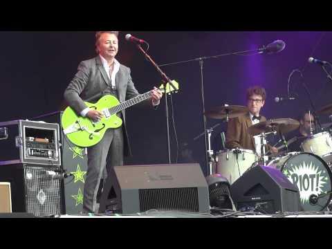 Brian Setzer - 8-track (Bospop 2011 Live...