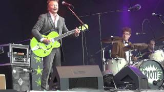 Watch Brian Setzer 8Track Live video