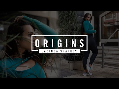 Origins   Jacinda Sharkey   IFBB Wellness Pro