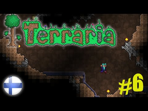 Terraria 1.3 - Osa #6 - Crimson Eye ja Ocean! [HD]