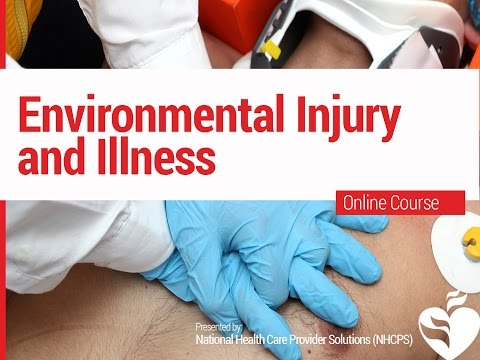 CPR - Environmental Injury and Illness