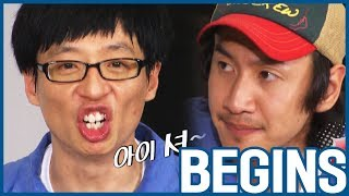 [RUNNINGMAN BEGINS] [EP 7-3]   LEMON WAR : Gwangsoo's sudden visit (O_O)?? (ENG SUB)