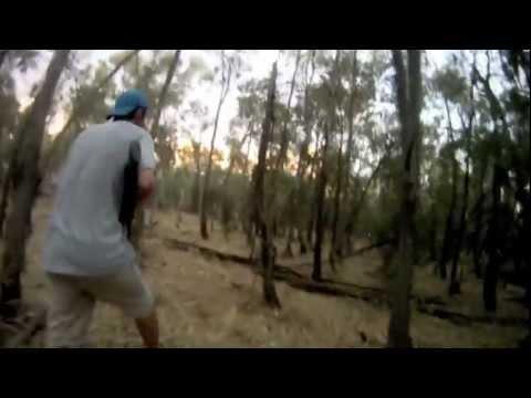 Bigfoot Encounter-Raw Footage