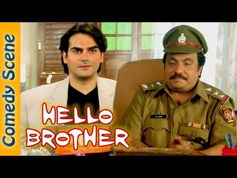 Best Of Johnny Lever Comedy Scenes - Hello Brother - Arbaaz Khan - # IndianComedy