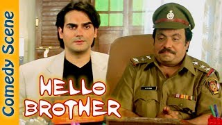Best Of Johnny Lever Comedy Scenes - Hello Brother - Arbaaz Khan -   IndianComedy