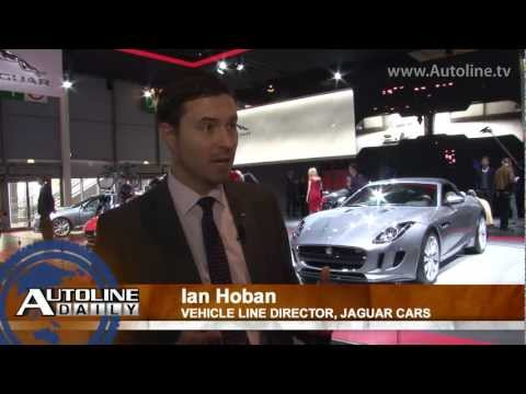 2014 Jaguar F-TYPE Engineering