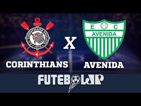 Corinthians x Avenida   Copa do Brasil - 20/02/19
