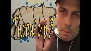 Делаем свой граффити шрифт - Урок 3