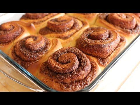 How To Make Cinnamon Rolls   Cinnamon Rolls Recipe