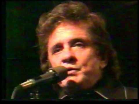 April 4th 1986: Johnny Cash consert in Stavanger, Norway