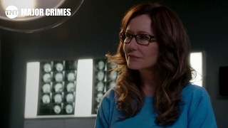 Frozen Assets - Red Head | Major Crimes | TNT