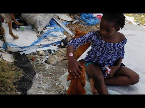 Багамы: 2 500 пропавших без вести
