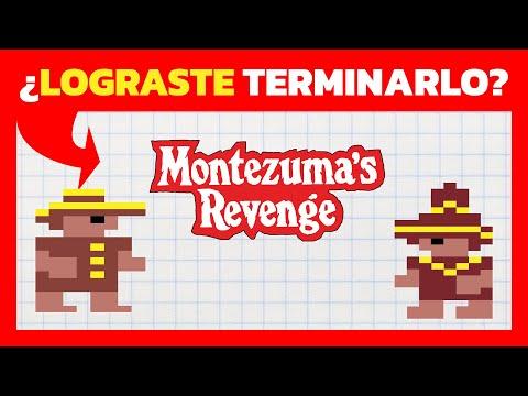 Montezuma's Revenge (1983)