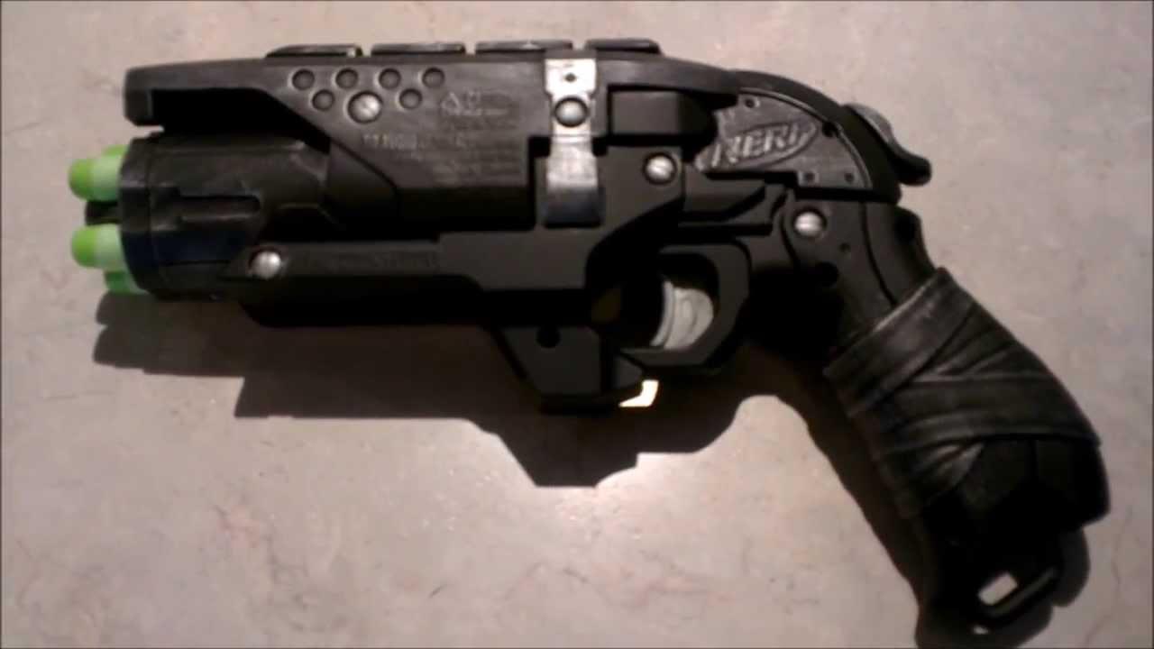 Nerf Hammershot Mod - YouTube  Nerf Hammershot...