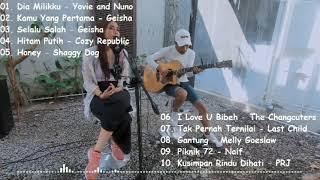 KUMPULAN LAGU COVER NABILA & TOFAN 01 (Izzamedia Entertainment)