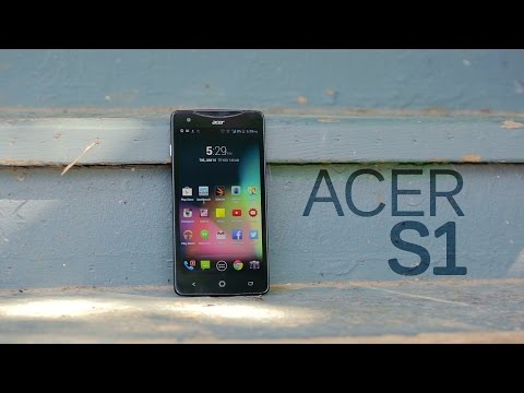 "Acer Liquid S1: The ""Phablet"" Experience"