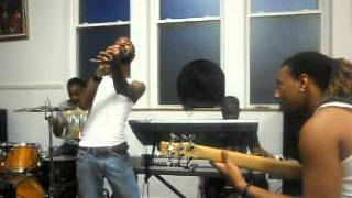 When I Get There(rehearsal video2)- Hasan Green