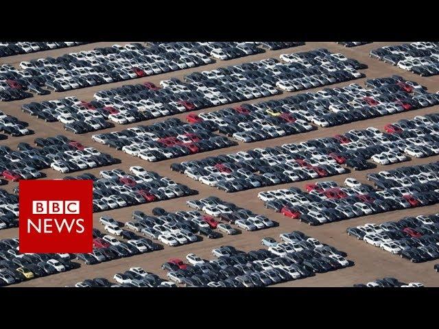 Groblje za 300.000 VW automobila