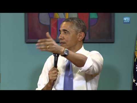 Obama's Immigration Town Hall in Nashville - Full Video
