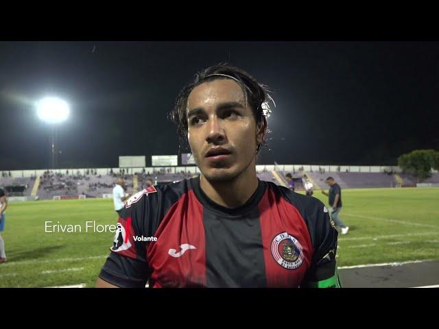 Entrevista Erivan Flores | Chalatenango 1-2 FAS | Jornada 9 - Apertura 2021