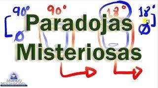 Misteriosas Paradojas