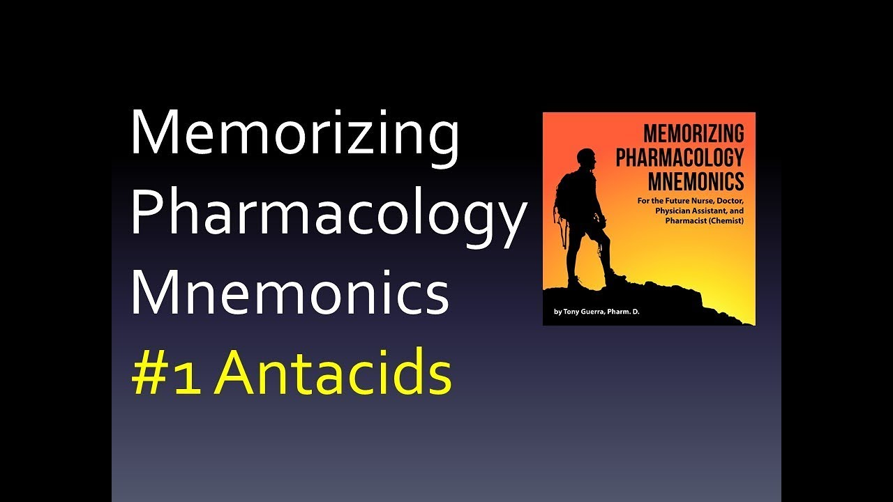 Visual Mnemonics For Pharmacology Pdf