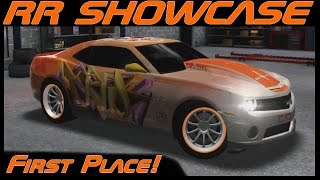 Racing Rivals Car Showcase | First Place Copo Camaro!
