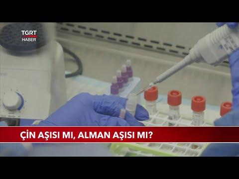 Koronavirüste Çin Aşısı Mı, Alman Aşısı Mı?