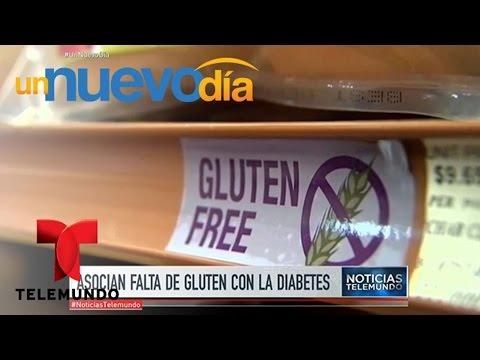 La falta de gluten podría estar ligada a la diabetes | Un Nuevo Día | Telemundo