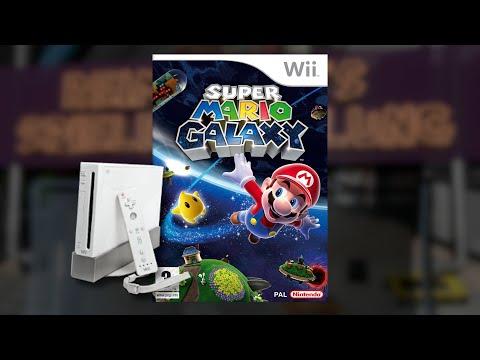 Gameplay : Super Mario Galaxy [WII]