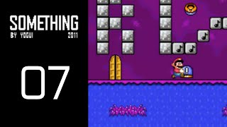 Something, a SMW romhack | 7 - The Piano Knows Something I Don